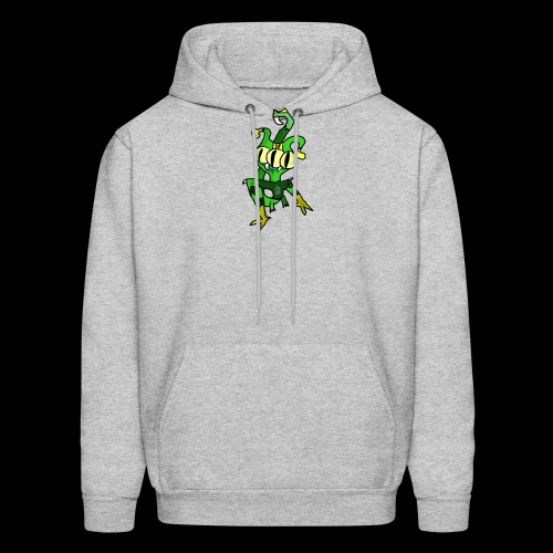 Three-Eyed Alien - Men's Hoodie