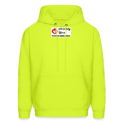 E Strictly Urs - Men's Hoodie