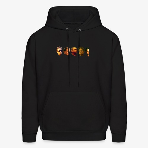 4 and 1/2 Douglases - Men's Hoodie