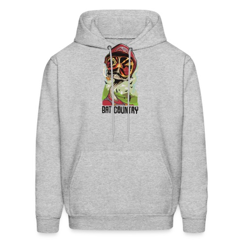 Fear and Mario at Bat Country - Men's Hoodie