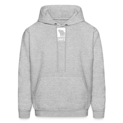 Chico's Logo with Name - Men's Hoodie