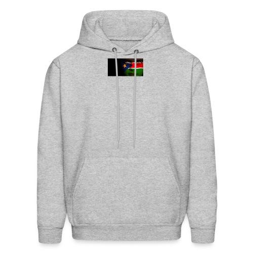 south sudan flag - Men's Hoodie