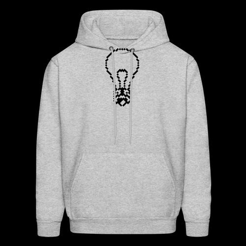 lightbulb by bmx3r - Men's Hoodie