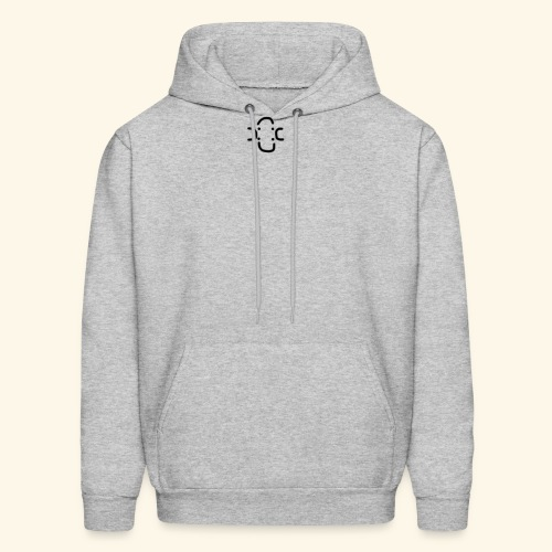 4 Visages classic design - Men's Hoodie