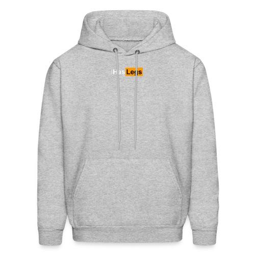IHasLegs PH Logo - Men's Hoodie