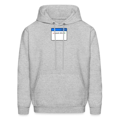 ~/Techniques Informatiques - Men's Hoodie