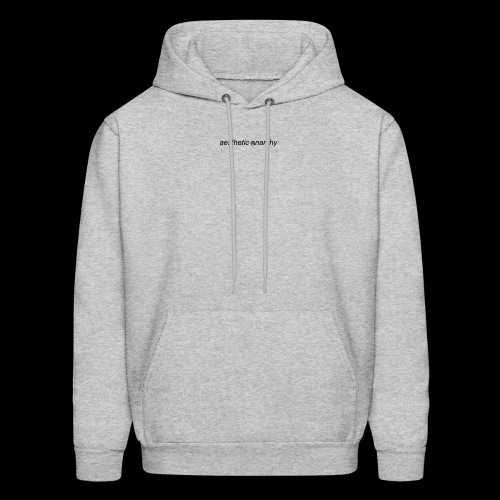 Aesthetic Anarchy - Men's Hoodie
