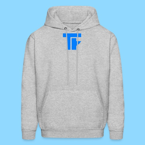 Team Friction Logo - Men's Hoodie