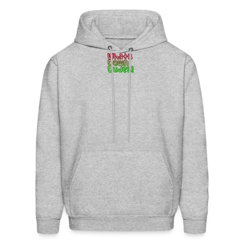 Whats Down DUDES!! - Men's Hoodie
