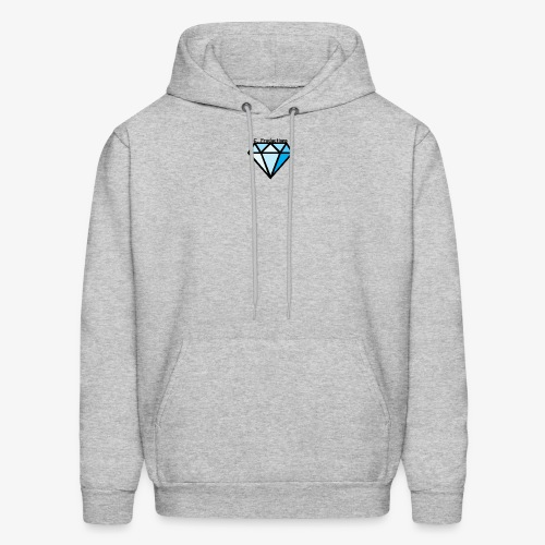 C. Productions Diamond Logo - Men's Hoodie