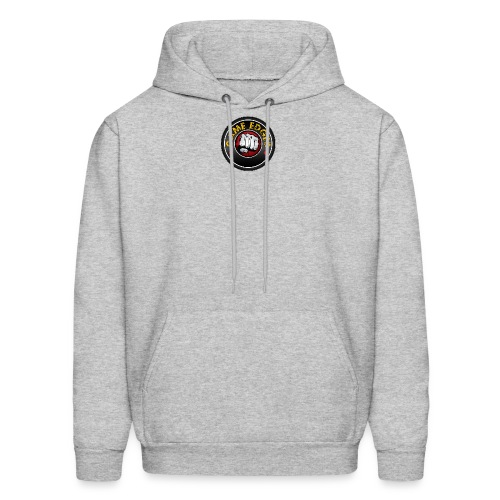 Men's Game Edged Logo Tshirt with So Be It On the - Men's Hoodie