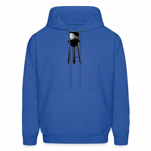Water Tower - Men's Hoodie