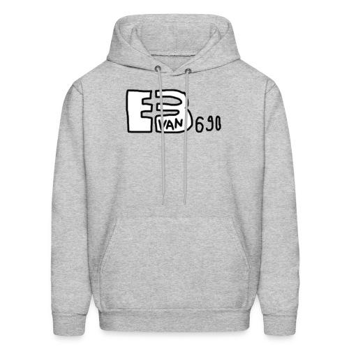 Evan3690 Logo - Men's Hoodie