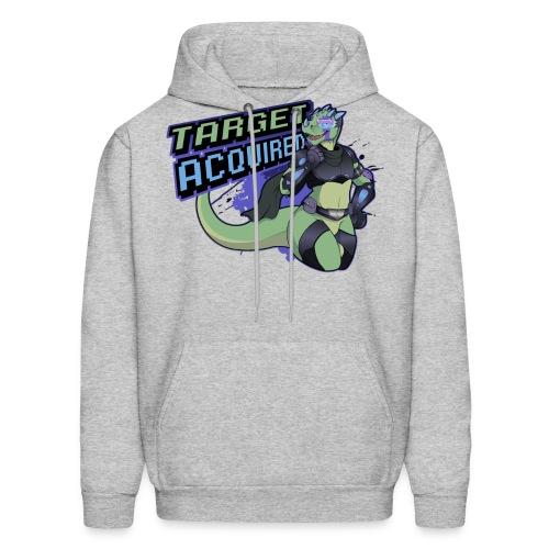 verge t shirt design small 2 png - Men's Hoodie