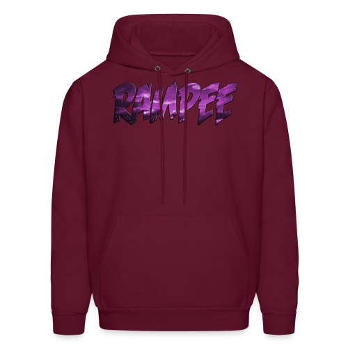 Purple Cloud Rampee - Men's Hoodie