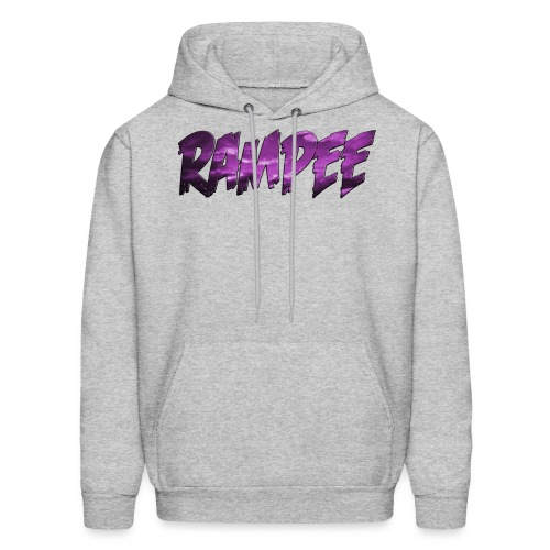 Purple Cloud Rampee - Men's Hoodie