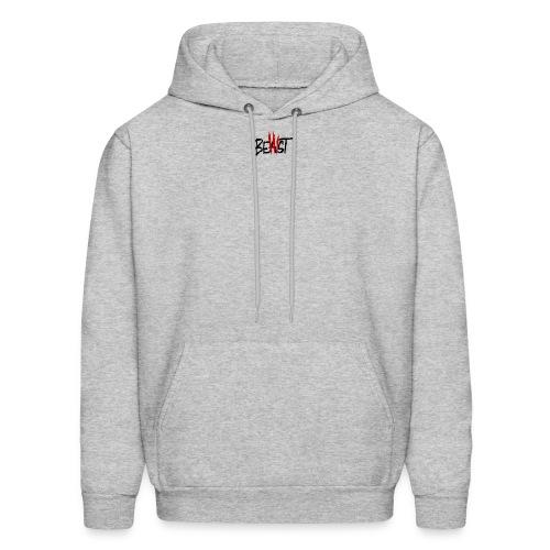 BEAST Shirt design - Men's Hoodie