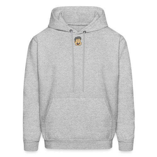 Simple Logo - Men's Hoodie