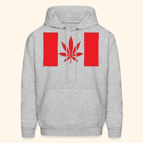 Canada's flag - Men's Hoodie