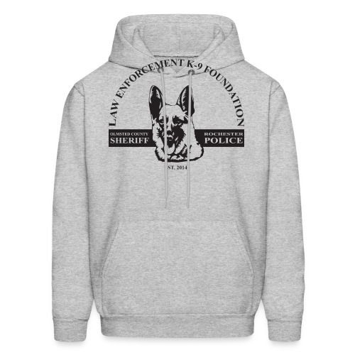 Dog Design - Men's Hoodie