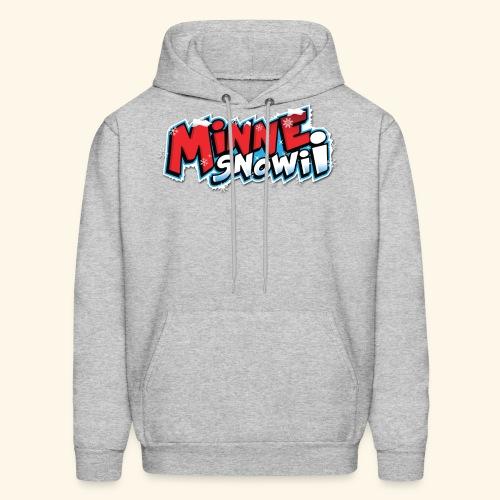 MinneSnowii Official Logo1 Web - Men's Hoodie