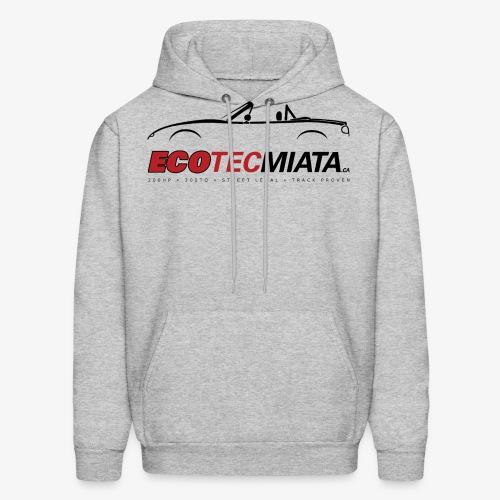 Ecotec Miata Logo - Men's Hoodie