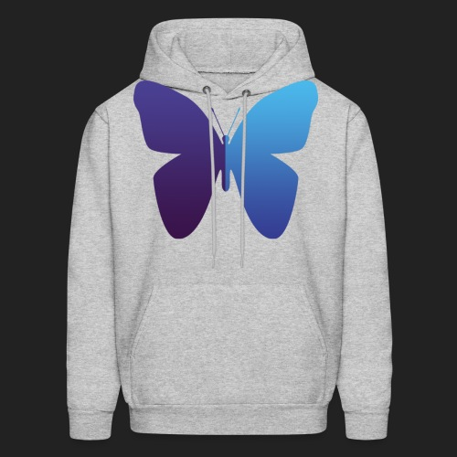 528 Evenings Butterfly - Men's Hoodie