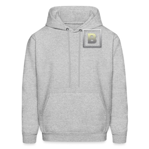 Boehm (square Logo) - Men's Hoodie