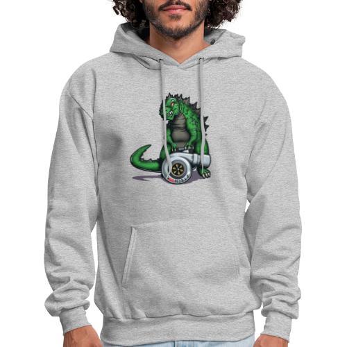 Godzilla Turbo Green - Men's Hoodie