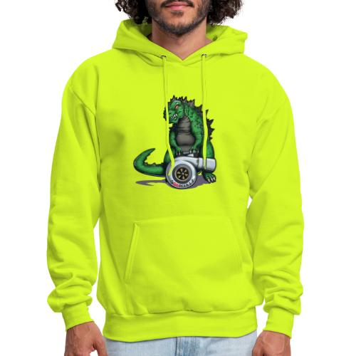 Godzilla Turbo Green - Men's Hoodie