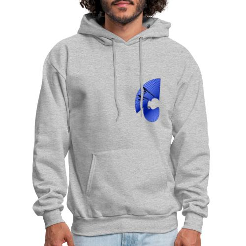 Matty Mohawk Logo & Skull - Men's Hoodie