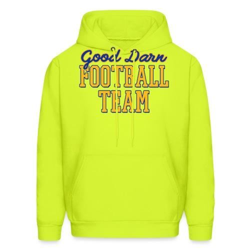 Good Darn Football Team - Men's Hoodie