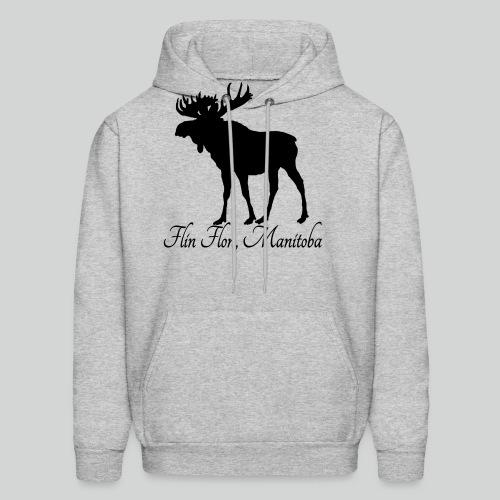 Moose png - Men's Hoodie