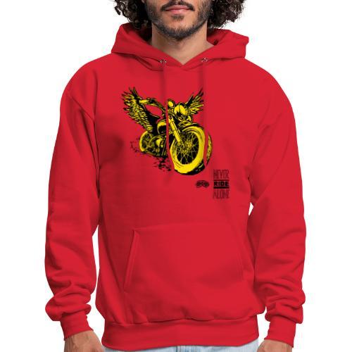 Flying Rat Yellow Edition - Men's Hoodie