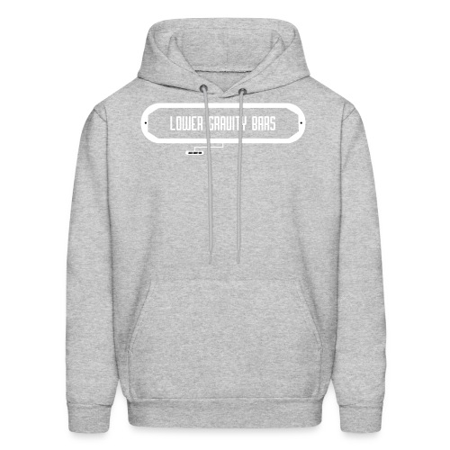 Lower Gravity Bars - Men's Hoodie