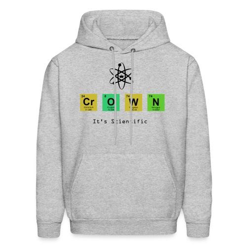 Crown Elements Image - Men's Hoodie