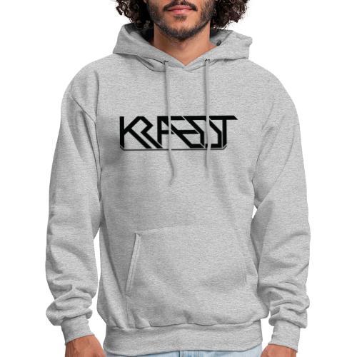 Kraedt Logo (Black) - Men's Hoodie
