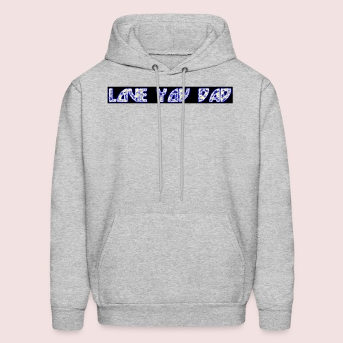 HAPPY FATHER'S DAY - Men's Hoodie