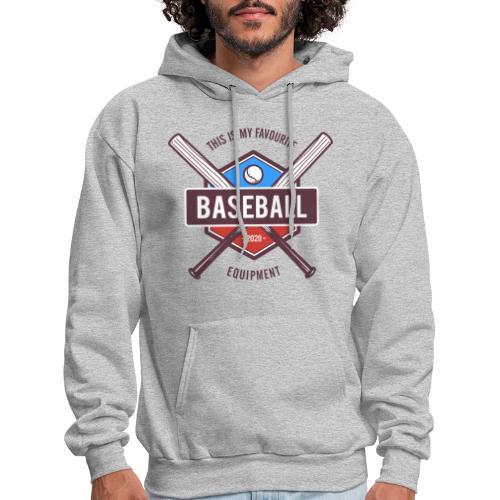 baseball - Men's Hoodie