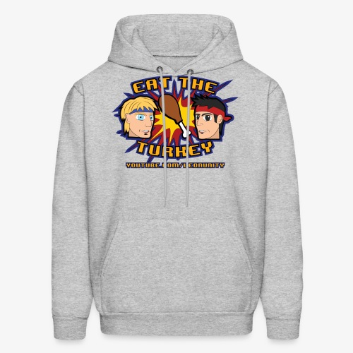 Eat the Turkey - Men's Hoodie