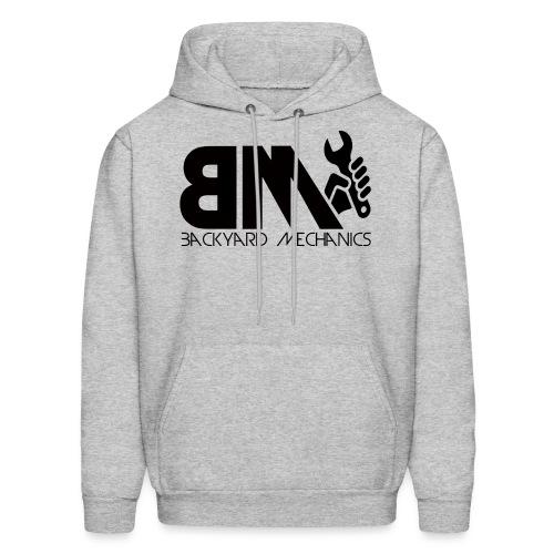 logo BM transparent - Men's Hoodie