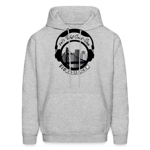 510radio.com Clothing - Men's Hoodie