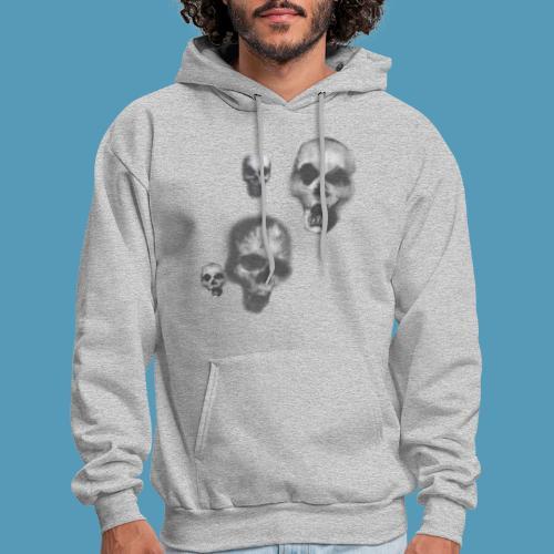 Bone skulls - Men's Hoodie