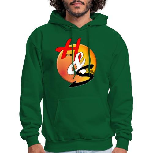 Rcahas logo gold - Men's Hoodie