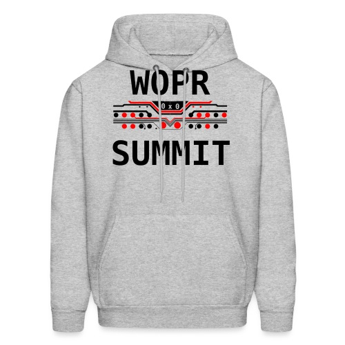 WOPR Summit 0x0 RB - Men's Hoodie
