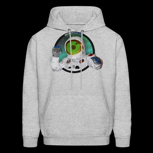 Spaceboy Music Logo - Men's Hoodie