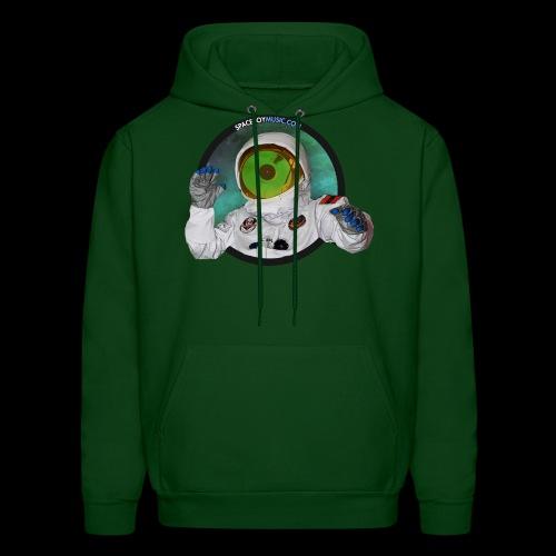 Spaceboy Music Logo - Men's Hoodie