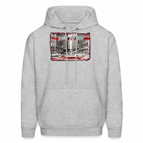Blood in The Streets T-shirt - Men's Hoodie