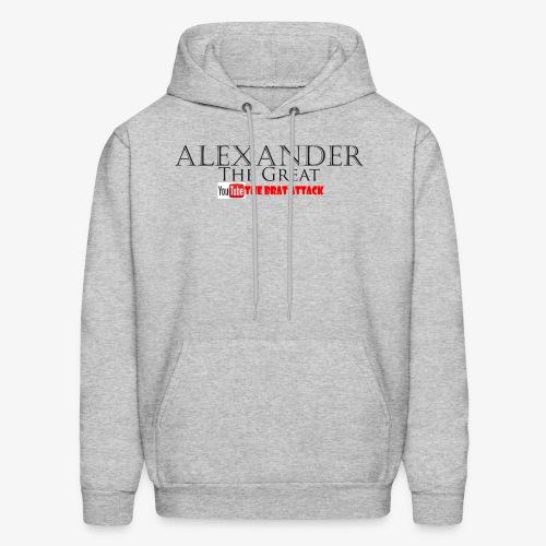 merch alexander the great - Men's Hoodie