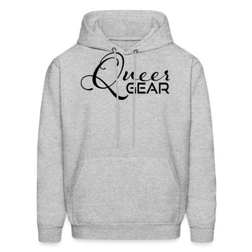 Queer Gear T-Shirt 03 - Men's Hoodie